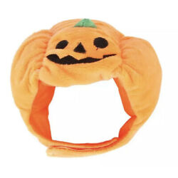cute pumpkin costume for dogs or puppies