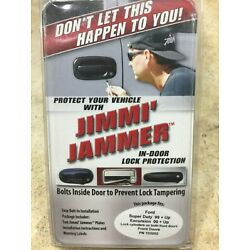 Jimmi Jimmy Jammer 103002 99-16 F250 F350 W/ Lock Cylinder on Both Front Doors