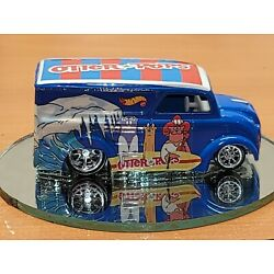 Hot Wheels Otter Pops Dairy Delivery/Real Riders