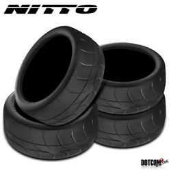 4 X New Nitto NT01 Competition 205/55R14 85W Radial Track Tires