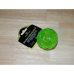 Hyper Pet Dura Squeaks Super Squeaking Dog Toy Durable Floats DS Ball 49443EA