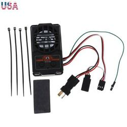 5 Modes Engine Sound Simulator for 1/10 RC Model Car Truck On-road Sound System