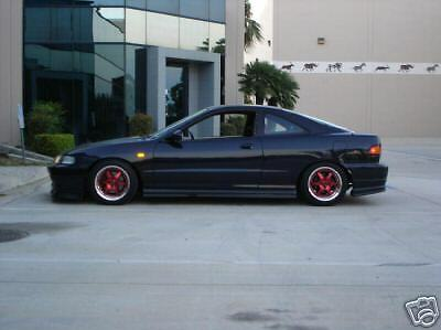 Jdm Dc2 Integra Spec C Sidesteps Spolier Body Kit Ebay