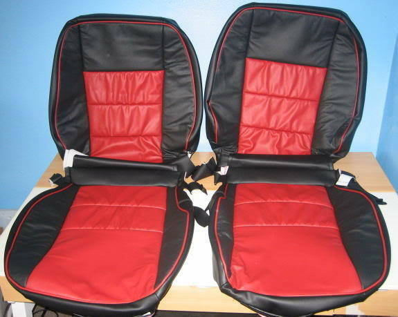 2000 - 2009 Honda Roadster S2000 -Leather Interior Kit ...