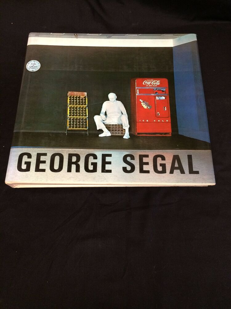 george segal the founder of pop In the late 1950s, segal started showing regularly at the hansa gallery, where  other young artists connected to pop art and abstract expressionism also.