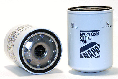 ISUZU GMC DUROMAX FORD FUSO CAT NAPA OIL FILTER 1798 | eBay