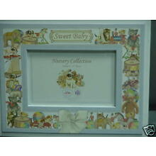 Baby Gund 4x6 Decorative Picture Frame NEW