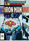 Iron Man lot #196, 199, 252 - 1985