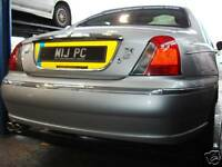 Direct Fit Rover 75 2l Stainless Steel Exhaust System