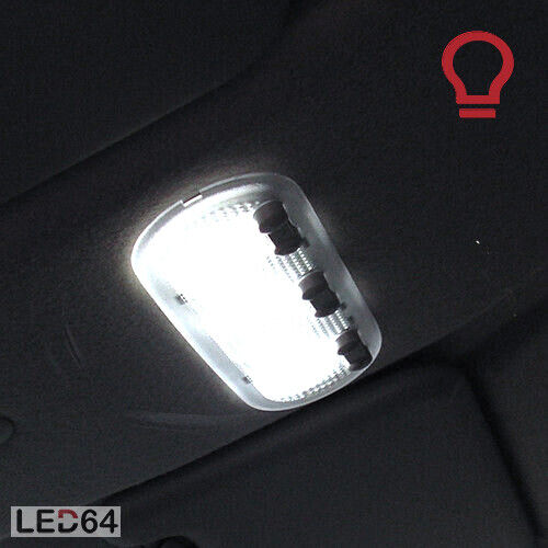 3 ampoules led blanc plafonnier pour peugeot 307 308 407 207 208 508 3008 5008 ebay. Black Bedroom Furniture Sets. Home Design Ideas