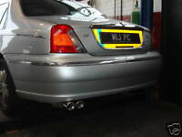 Direct Fit ROVER 75 1.8T Sports Performance Exhaust System CatBack