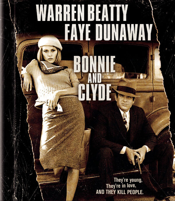 Bonnie And Clyde Movie Poster Bonnie & Clyde ...