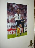Stuart Pearce England PHYSCO SCREAMING NEW Poster