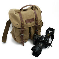 F1006 DSLR Camera Bag Backpack Rucksack Shoulder Bag