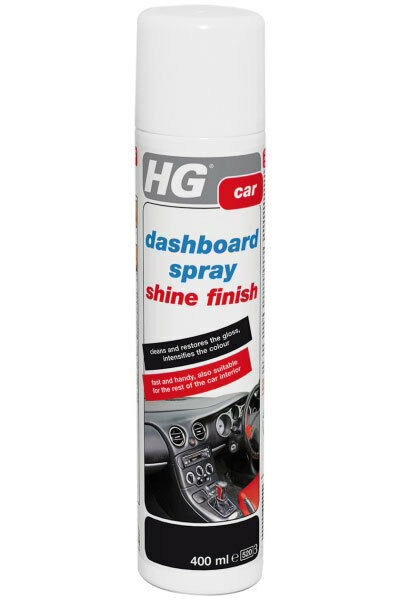 car interior dashboard cleaning spray for shine finish ebay. Black Bedroom Furniture Sets. Home Design Ideas