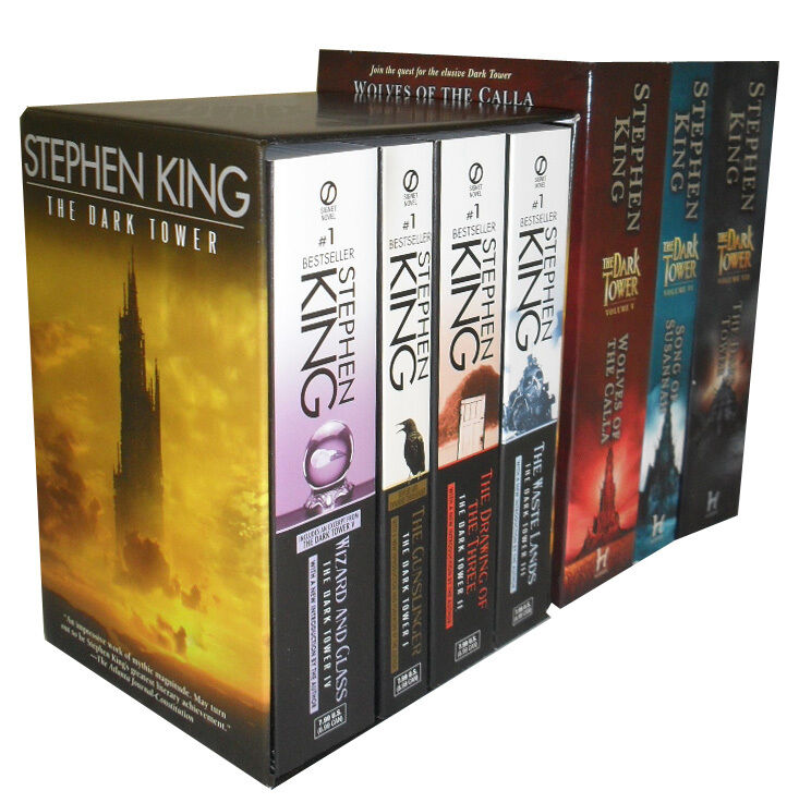 dark tower book set