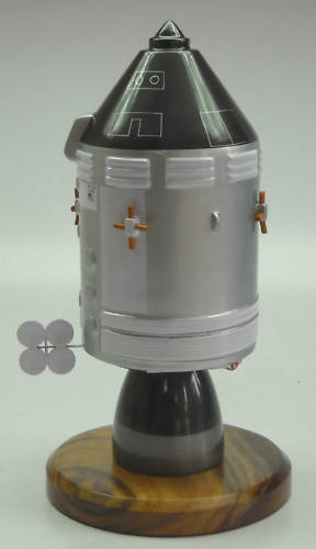 Apollo-13 NASA Space Program Spacecraft Wood Model Small ...