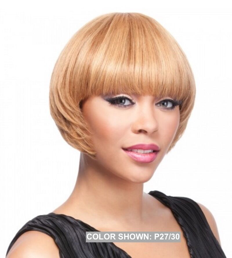styling human hair wigs it s a wig 100 human hair wig remy delia bob style 6033 | s l1000