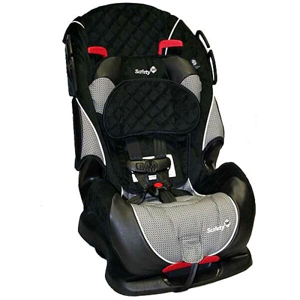 NEW Safety 1st All-in-One Convertible Baby Car Seat, Salt