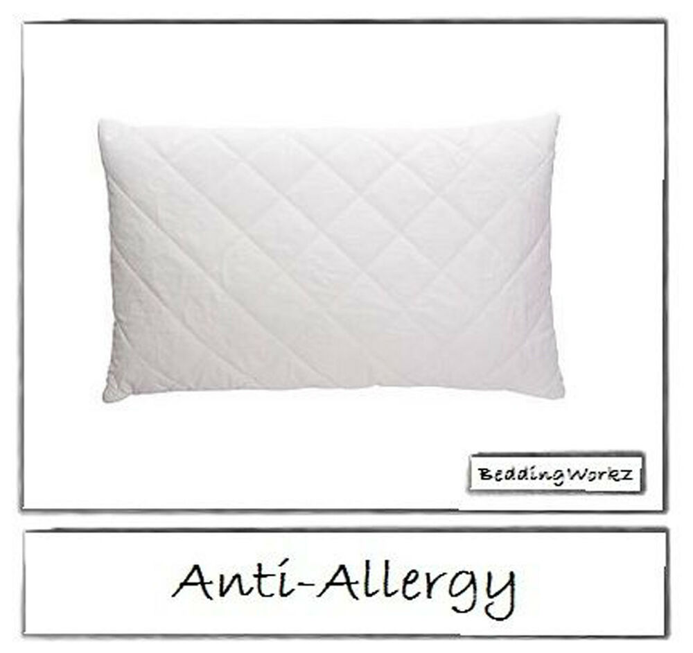 cot bed pillow baby safety pillow 60cm x 40cm ebay. Black Bedroom Furniture Sets. Home Design Ideas