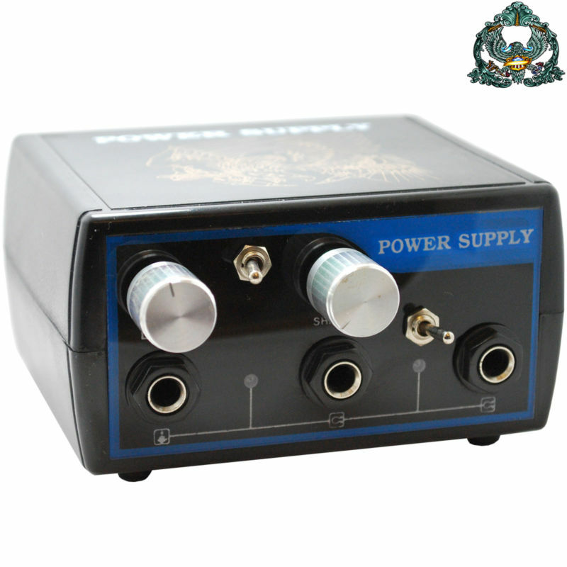 Compact tattoo power supply ebay for Tattoo supplies ebay