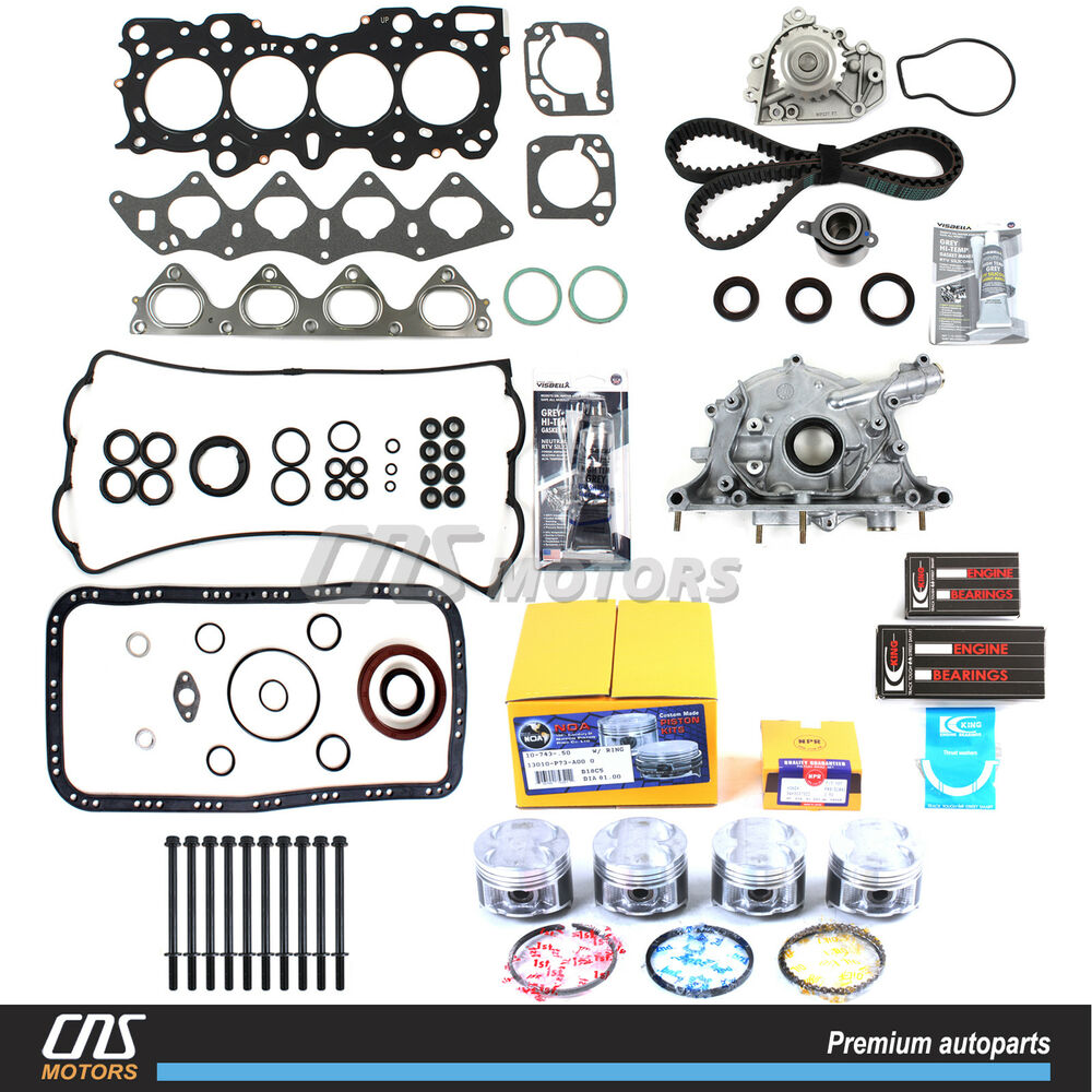 97-01 HONDA ACURA INTEGRA TYPE-R ENGINE REBUILD KIT B18C5