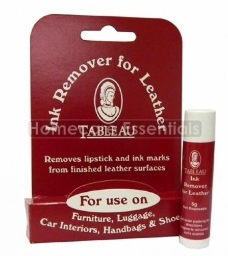 Tableau Ink Remover For Leather 5g Furniture Car Interiors