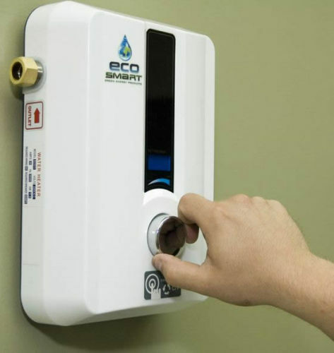 Eco Smart Electric Tankless Instahot On Demand Hot Water