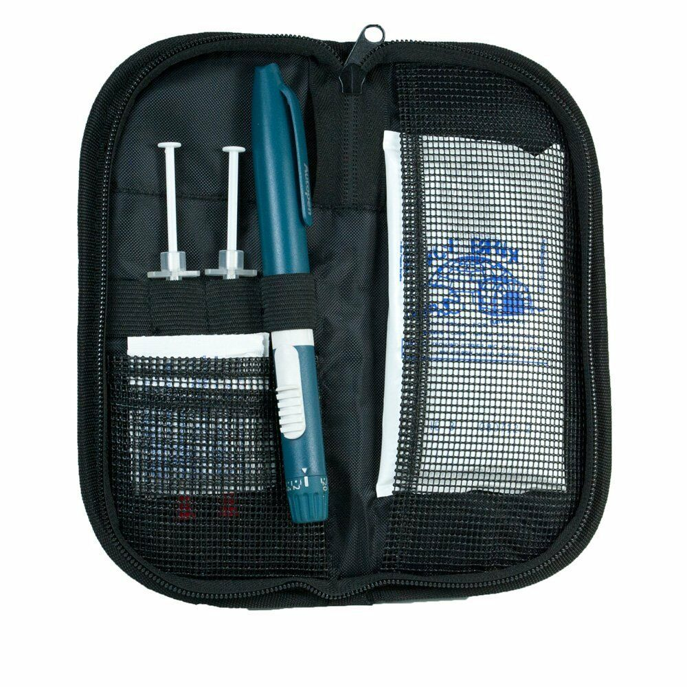 Diabetic Organizer Daymate Diabetic Carrying Case720227 | eBay
