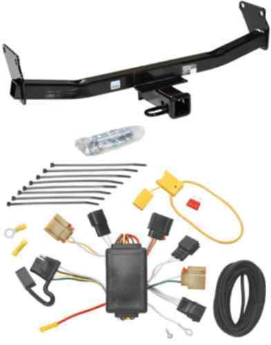 2007 2011 jeep compass trailer hitch wiring kit new ebay. Black Bedroom Furniture Sets. Home Design Ideas