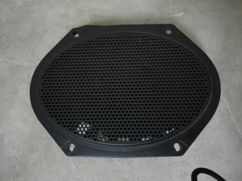 driver door speaker with cover 96 97 ford thunderbird oem 89 Thunderbird 66 Thunderbird Custom