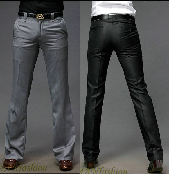 For a great selection of men's formal trousers look no further. Select from a range of men's skinny fit trousers which are easily our most modern cut, fitting skinny through the leg, or we have slim fit trousers for men.