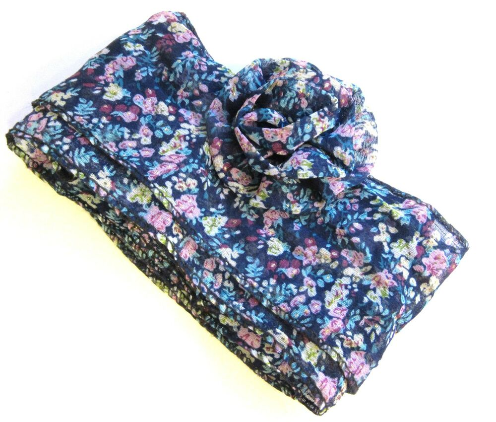 neck scarf matching flower clip brooch 3 in 1 hair