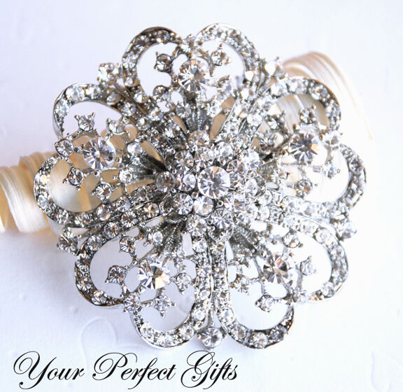 wedding cake brooches rhinestone brooch pin wedding cake decoration ebay 22107