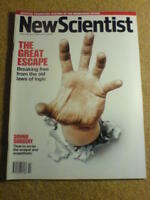 NEW SCIENTIST - GREAT ESCAPE - 6 April 2002 # 2337
