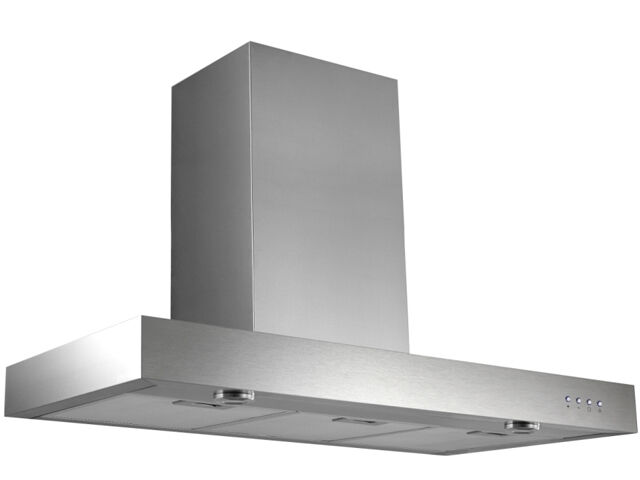 36 Chimney Hood ~ Quot stainless steel chimney range hood a ebay