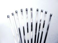 10 Stainless Steel Cable Ties for Heat Wrap 300mm 4.6mm