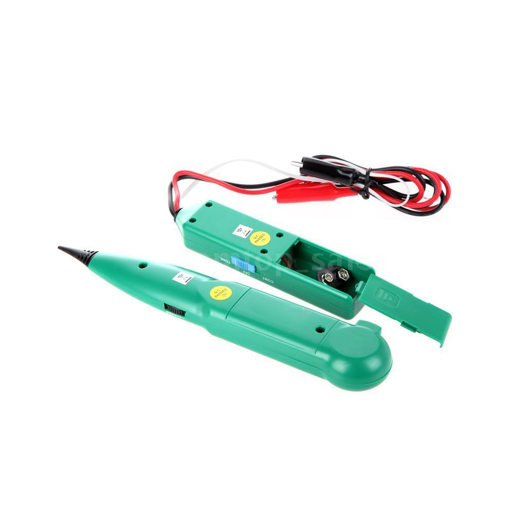 Lowes Tone Generator Electrical Wire Tracer Electrical: MASTECH MS6812-R Network Cable Tester Tracker Telephone