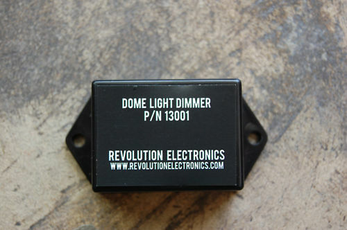 dome light dimmer ebay. Black Bedroom Furniture Sets. Home Design Ideas
