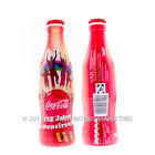 Coca Cola Germany Wrapped Glass Bottle 125 Years