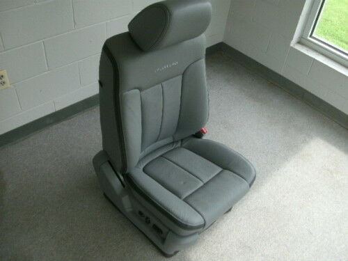 ford f 150 platinum edition gray right front seat heated. Black Bedroom Furniture Sets. Home Design Ideas