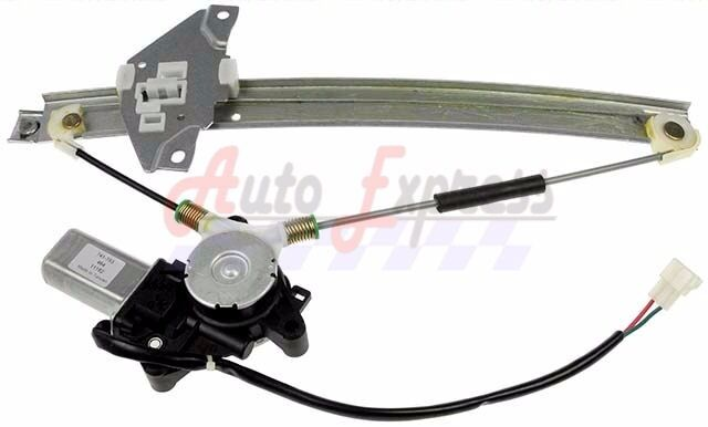 Power window regulator rear right for toyota camry 1993 for 1995 toyota camry window regulator
