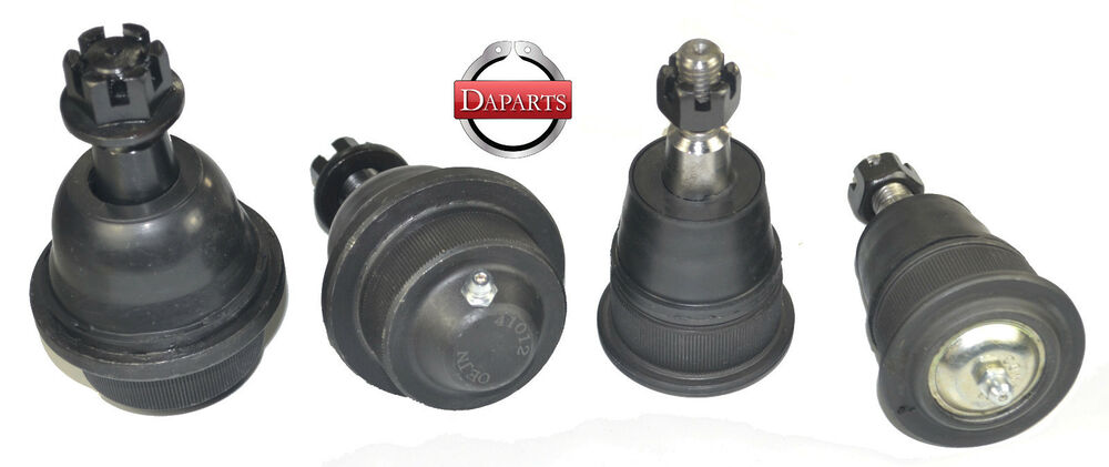 Chevrolet Silverado 2500 Hd Lower Ball Joint Replacement ...