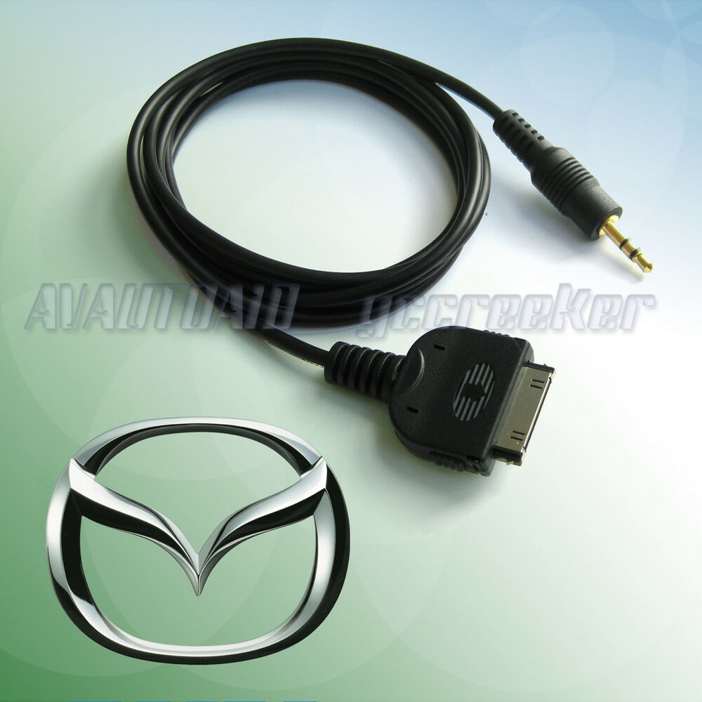 2011 Mazda Rx 8 Camshaft: IPod IPhone To 2010-2011 Mazda5 RX-8 RX8 Audio Cable
