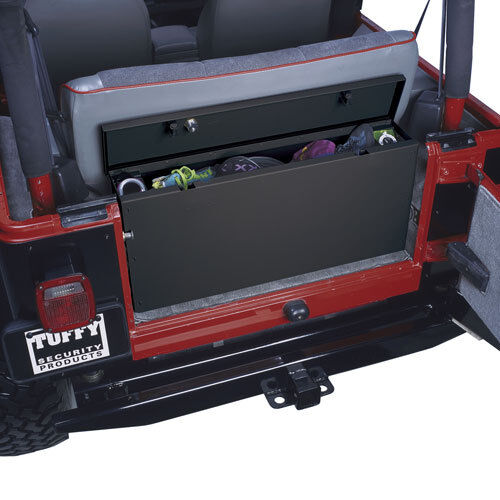 Tuffy 039 Jeep Security Storage Trunk For 97 06 Jeep