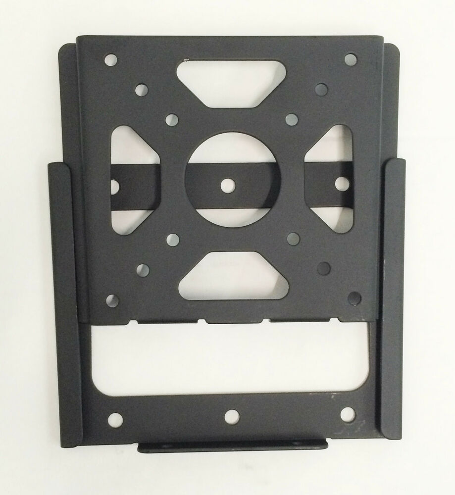 10 24 inch wall mount bracket for 35 lbs 15kg lcd tv monitor ebay. Black Bedroom Furniture Sets. Home Design Ideas