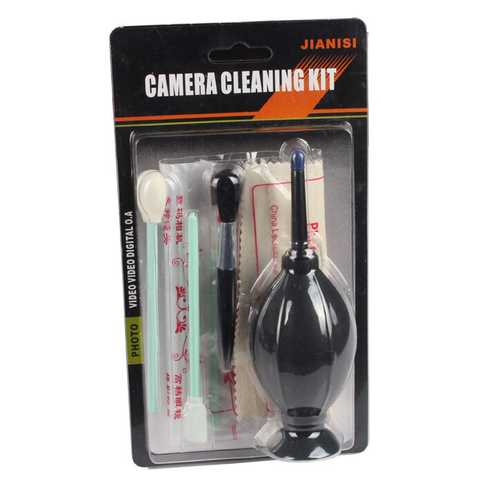photography camcorder cleaning kit for canon nikon pentax