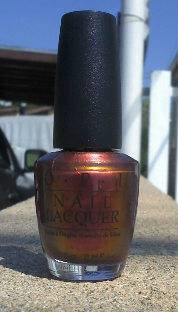 Opi Pluto Plum Nail Polish Very Hard To Find Rare Color Lowest Price Ebay
