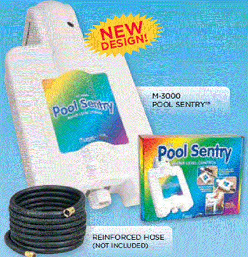 Pool Sentry M 3000 Automatic Water Leveler Swimming Pool Filler Ebay
