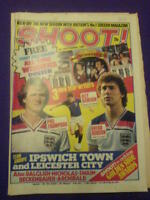SHOOT! - LEICESTER CITY - 5th Sept 1981